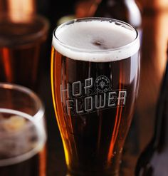 beer, hop, flower, tap