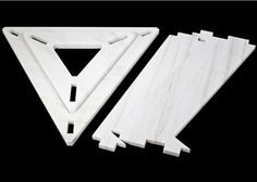 Tretable by Joe Doucet #design #furniture #new #product design #table #marble #desi