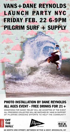 Tomorrow night at PIlgrim! Â Can #pattern #vans #surf