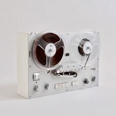 Dieter Rams: Braun TG 60 | Sgustok Design