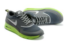 Nike Air Max Thea Mens Print New Releases Grey Green