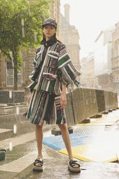 Sacai Resort 2022 Collection - Vogue