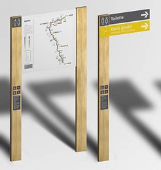 Wayfinding | Signage | Sign | Design | 景区导视