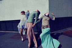 Fashion Photography by Alessio Bolzoni