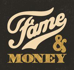 Waxin' #typography