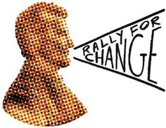 Rally for Change Logo #jason #rothman #rally #for #change #logo