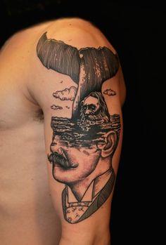 Tattoo by Pietro Sedda