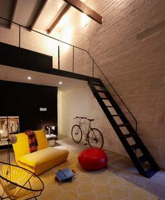 living room / Cadaval & Solà-Morales