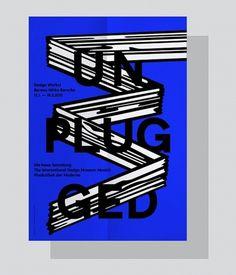 Bureau Mirko Borsche #poster #typography