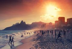 500px / Photo #ocean #sun #beach #rio #de #brazil #baked #janeiro