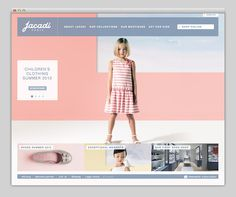 Websites We Love #website #design #web #shopping
