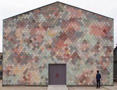 Yardhouse: Workspace by Assemble - JOQUZ #design #architecture #building #workspace