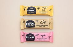 The Primal Kitchen — Midday #packaging #design #inspiration
