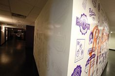 Graphic-ExchanGE - a selection of graphic projects #wall