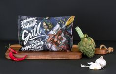 Oumph! – Identity and Packaging for new and hyped veggie brand