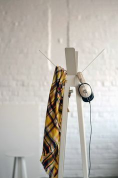 Spruce Coat Rack by Misewell #ideas #furniture #design