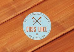 Branding 10,000 Lakes « These Old Colors #lakes #branding #10 #minnesota #design #meyer #000 #art #nicole