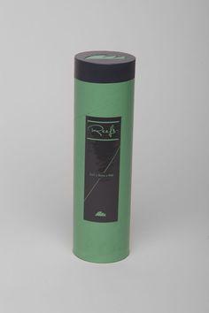 Apparel tube packaging