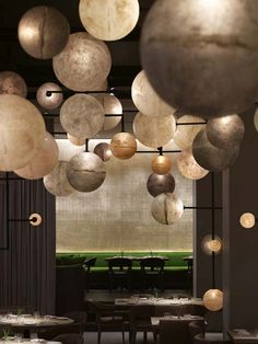 studiosupreme:Pump Room by Yabu Pushelberg #interior