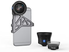 ExoLens x Zeiss Unveils New Lenses for iPhone
