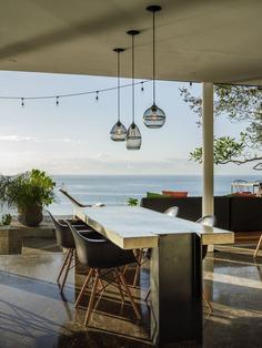dining room, Costa Rica / Cañas Arquitectos