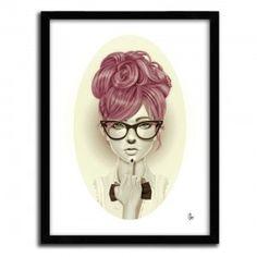 Fu*k U by GIULIO ROSSI #print #art