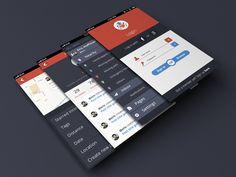 TinyLove Mobile App #flat #ux #ui #iphone #mobile