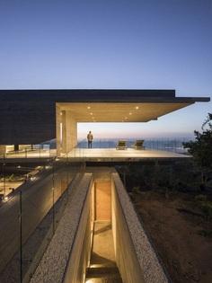 Reinforced Concrete House by Felipe Assadi Arquitectos 16