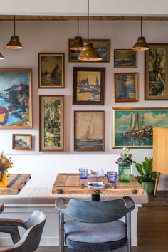 a Surf and Turf Chic Restaurant in West Seattle