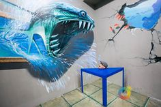 3D Art Museum In Philippines Lets You Become A Part Of Their Art #inspiration #philippines #painting #art #3d