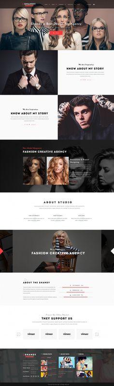 Shandy – Agency & Portfolio