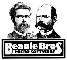 Beagle Bros Micro Software | Beagle Bros Software Repository #logo #bros #software #beagle