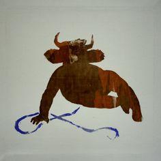 Marta Antoniak #marta #silkscreen #antoniak #hybrid #painting #drawing