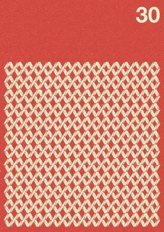 Marius Roosendaal's Portfolio #marius #design #graphic #retro #roosendaal #grid