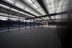 Architecture Photography: Conversion of Mies van der Rohe Gas Station / Les Architectes FABG - Conversion Of Mies Van Der Rohe Gas Station / Les Archi #architecture #mies