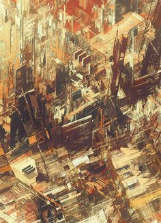 cities IV / deconstructed