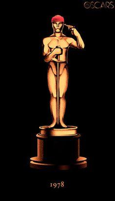 Deer Hunter Oscar #illustration #olly #moss