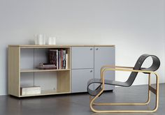 Interiors and Furniture at sdr (System Furniture Dieter Rams) 5 #interior #chair #artek