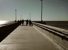 LA, 2012. #photography #beach #urban #USA #losangeles #pier #venice