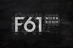 logo Design F61 Work Room