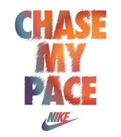 Nigel Evan Dennis, The Work of. #type #nike #color #blur