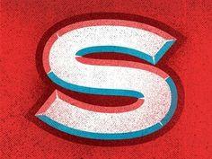 Typography / s