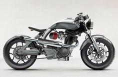 Carefully Considered : Mac Motorcycles #bike