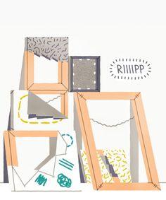 RIIIIPP #illustration #damien #correll