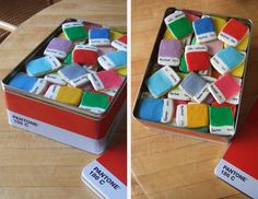 WANKEN - The Blog of Shelby White #cookies #pantone