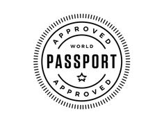 Approved_world_passport #badge