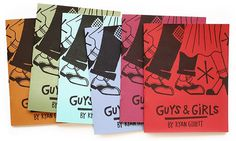 ryan-gillett #illustration #design #booklet