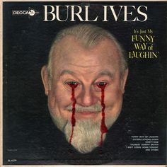 Deface Value #blood #ives #record #art #burl #humor