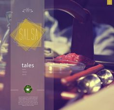 S A L S Atales | graphic #template #concept #graphic #food