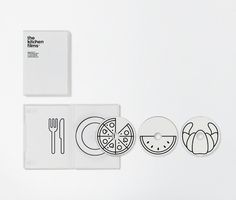 The Kitchen Films ruiz+company #icon #illustration #design #identity